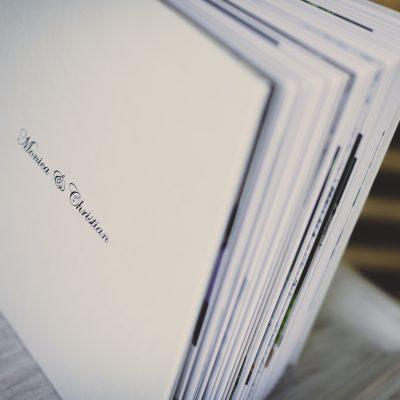 ALBUM DI FOTOGRAFIE DI MATRIMONIO