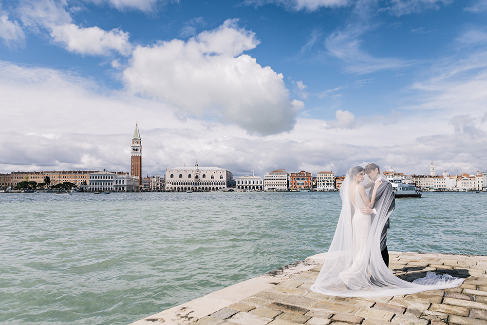 LUXURY WEDDING IN VENICE
